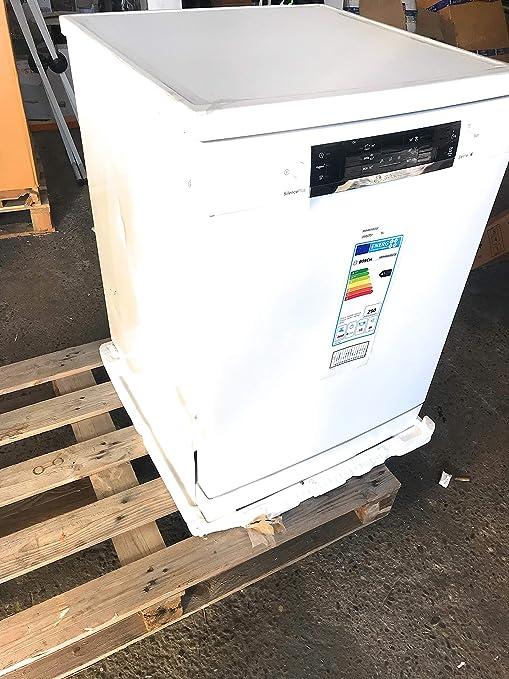 Bosch Serie 4 SMS46AW01E lavavajilla Independiente 12 cubiertos A+ ...