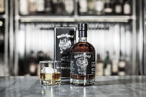 Motörhead Motörhead Xxxx Whisky By Mackmyra 40% Vol. 0,7L In Giftbox - 700 ml
