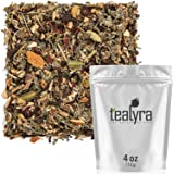 Tealyra - Calm Down - Nirvana - Chamomile Ginger Hibiscus - Wellness and Relaxing Herbal Loose Leaf Tea - Detox Tea…