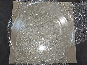 LG 3390W1G006B - Bandeja de cristal para microondas: Amazon.es ...