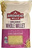 Arrowhead Mills Whole Millet, 28 Ounce