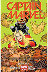Captain Marvel Vol. 2: Stay Fly (Captain Marvel (2014-2015)) Kindle Edition