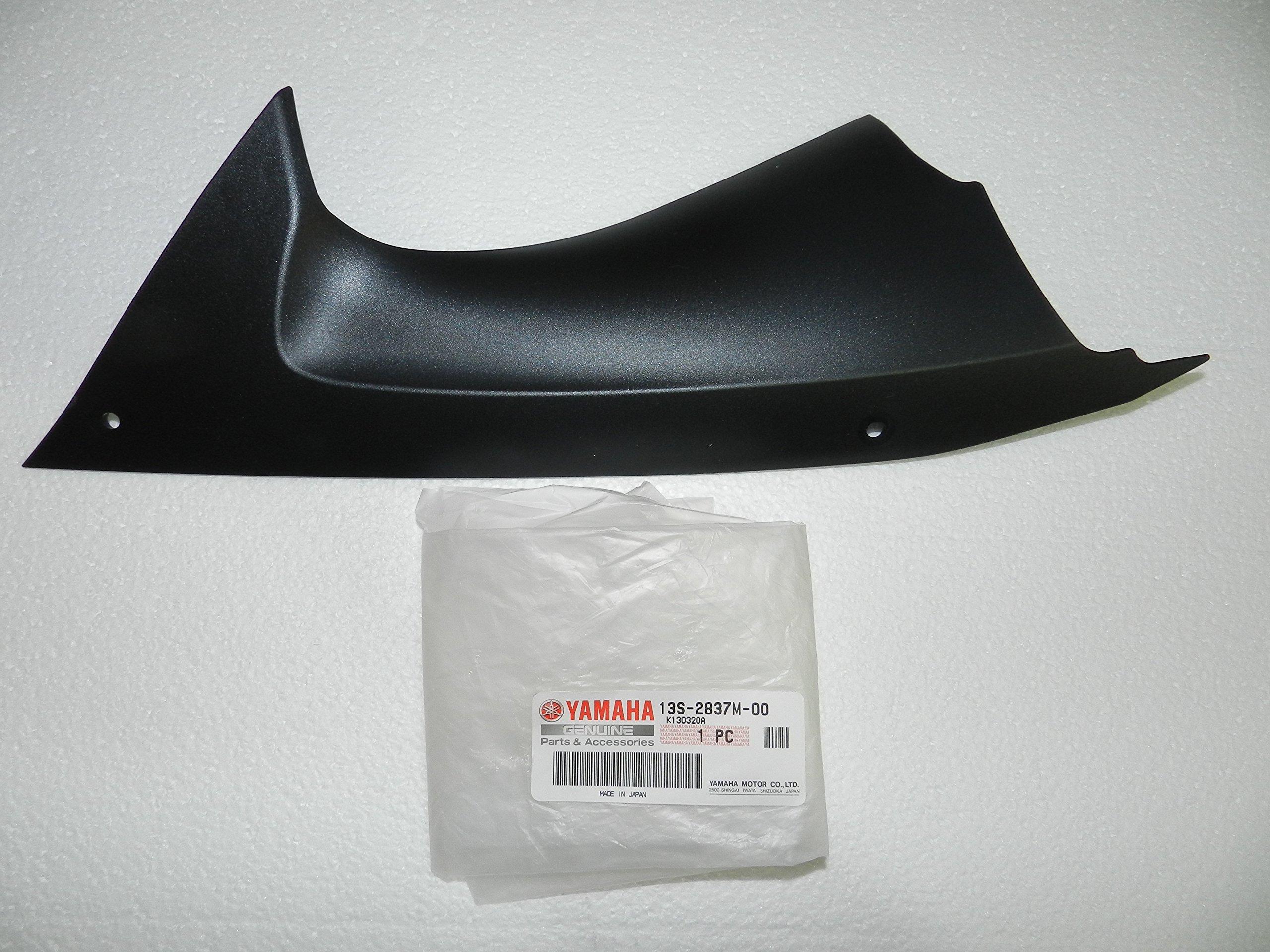 Yamaha 13S-2837M-00-00 Panel, Console 2; 13S2837M0000 Made by Yamaha