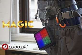 Review Woozik Magic Portable Bluetooth