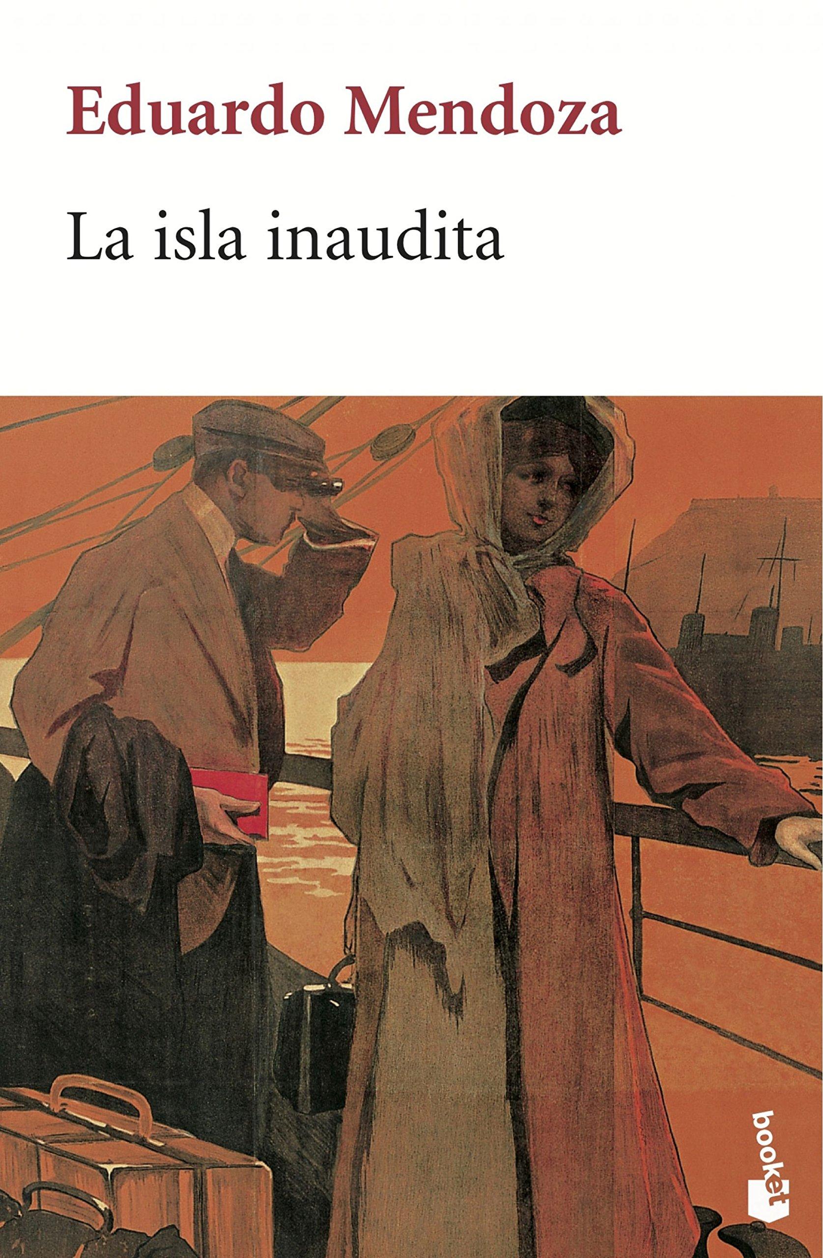 La isla inaudita (Biblioteca Eduardo Mendoza): Amazon.es: Eduardo Mendoza: Libros