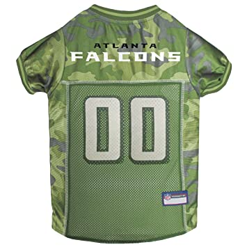 sports shoes 924e3 59626 NFL CAMO Jersey for Dogs & Cats. Football Dog Jersey Camouflage Available  in 32 NFL Teams & 5 Sizes. Cuttest Hunting Dog Dress! Camouflage Pet Jersey  ...