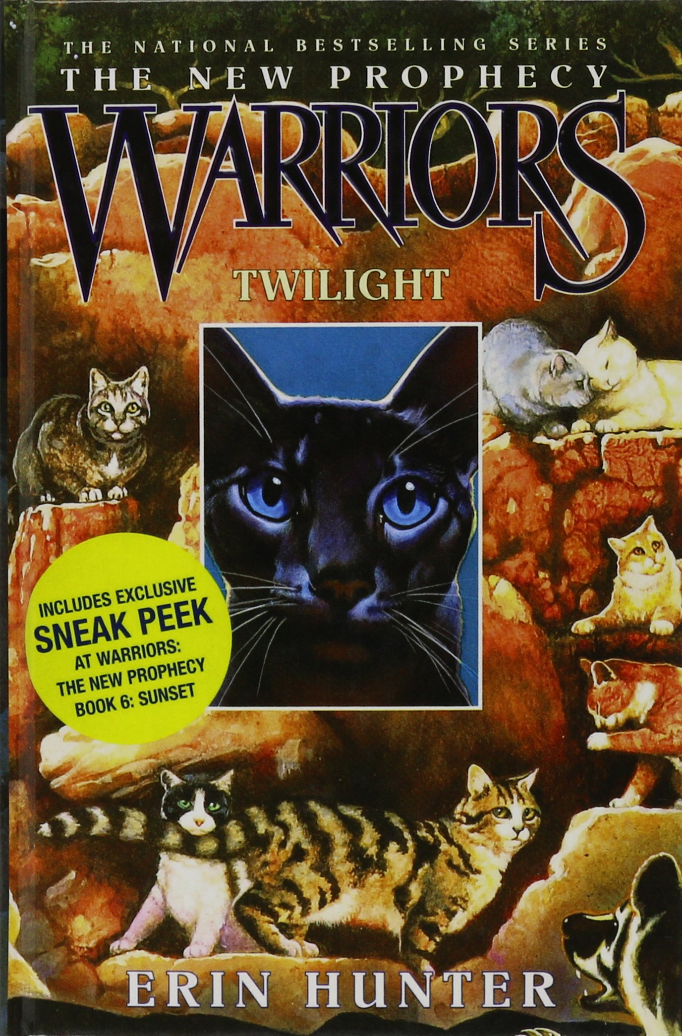 Read Online Twilight (Warriors: the New Prophecy) PDF