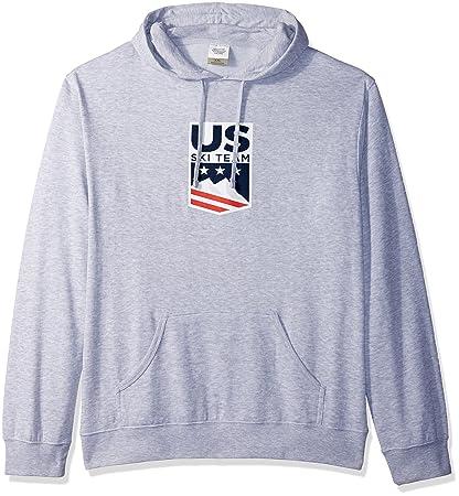 Nos Ski-Snowboard licencia prendas de vestir Estados Unidos equipo de esquí Logo sudadera con