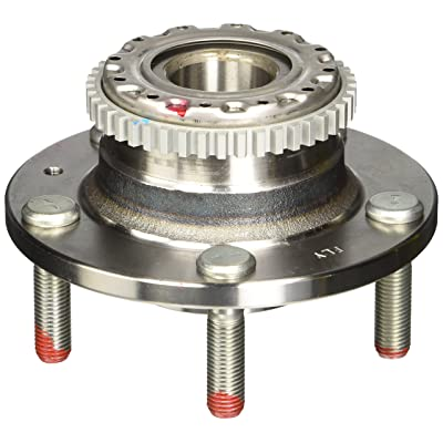 Timken 512198 Axle Bearing and Hub Assembly: Automotive