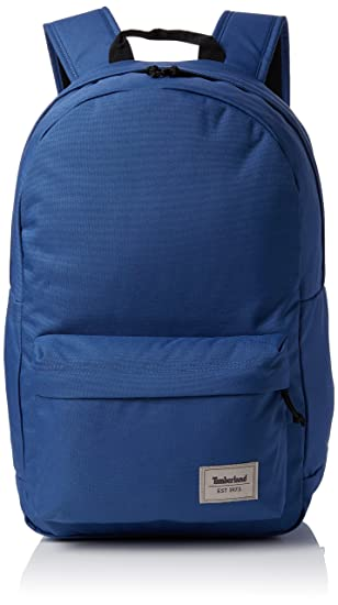 Timberland Back Pack with Patch Mochila, 22 L, True Navy: Amazon.es: Deportes y aire libre