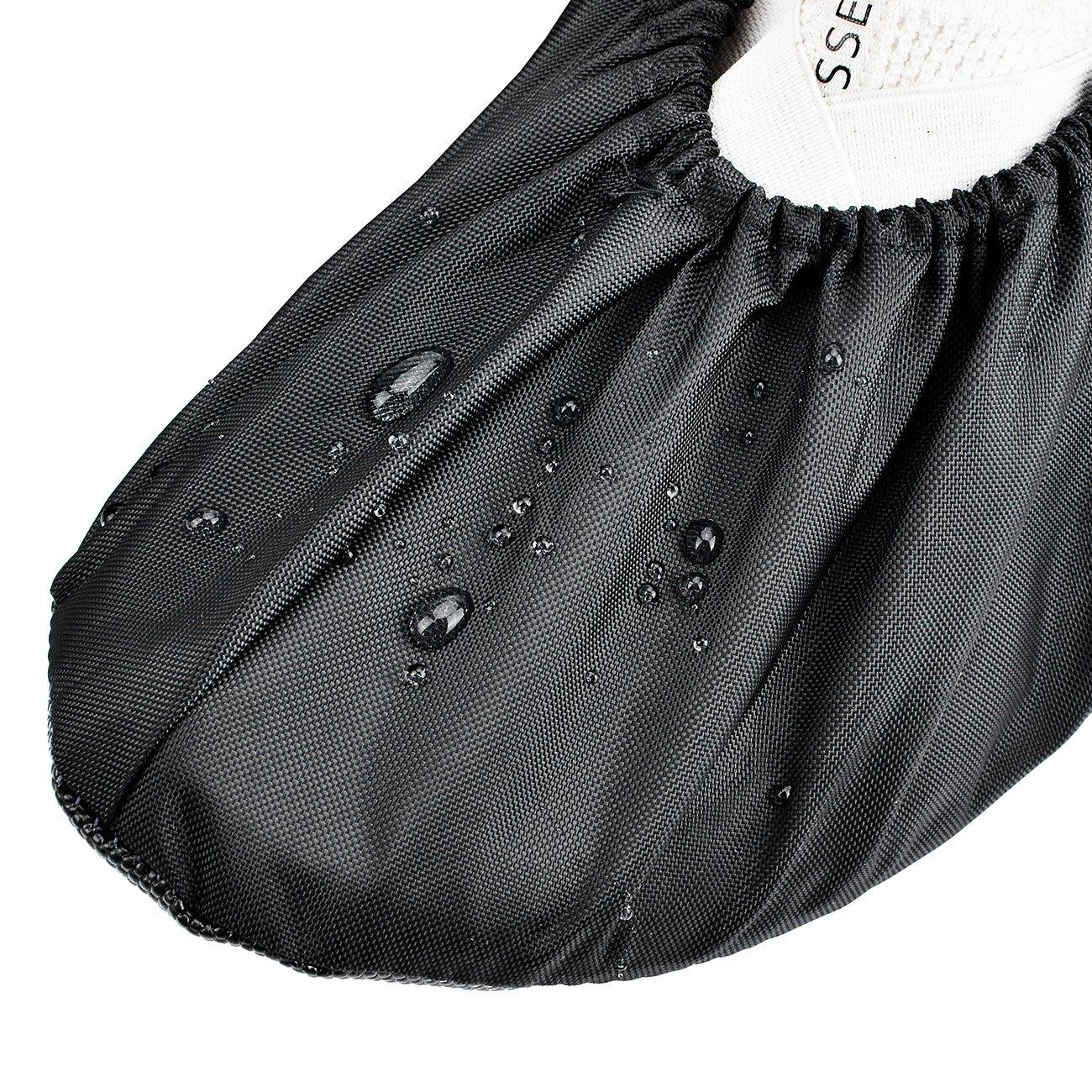 Cubiertas reutilizables superiores del zapato y de la bota para los contratistas duradero antideslizante resistente al agua
