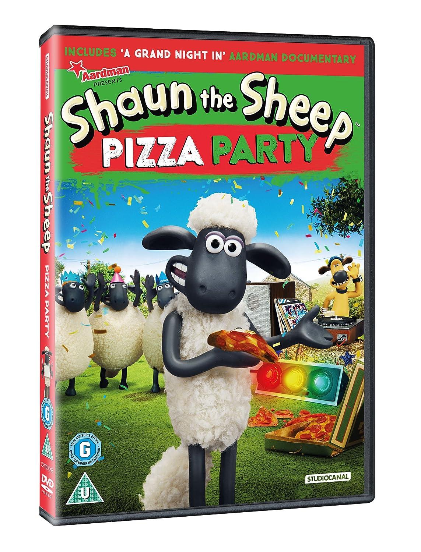 Shaun The Sheep - Pizza Party [DVD]: Amazon.co.uk: DVD & Blu-ray