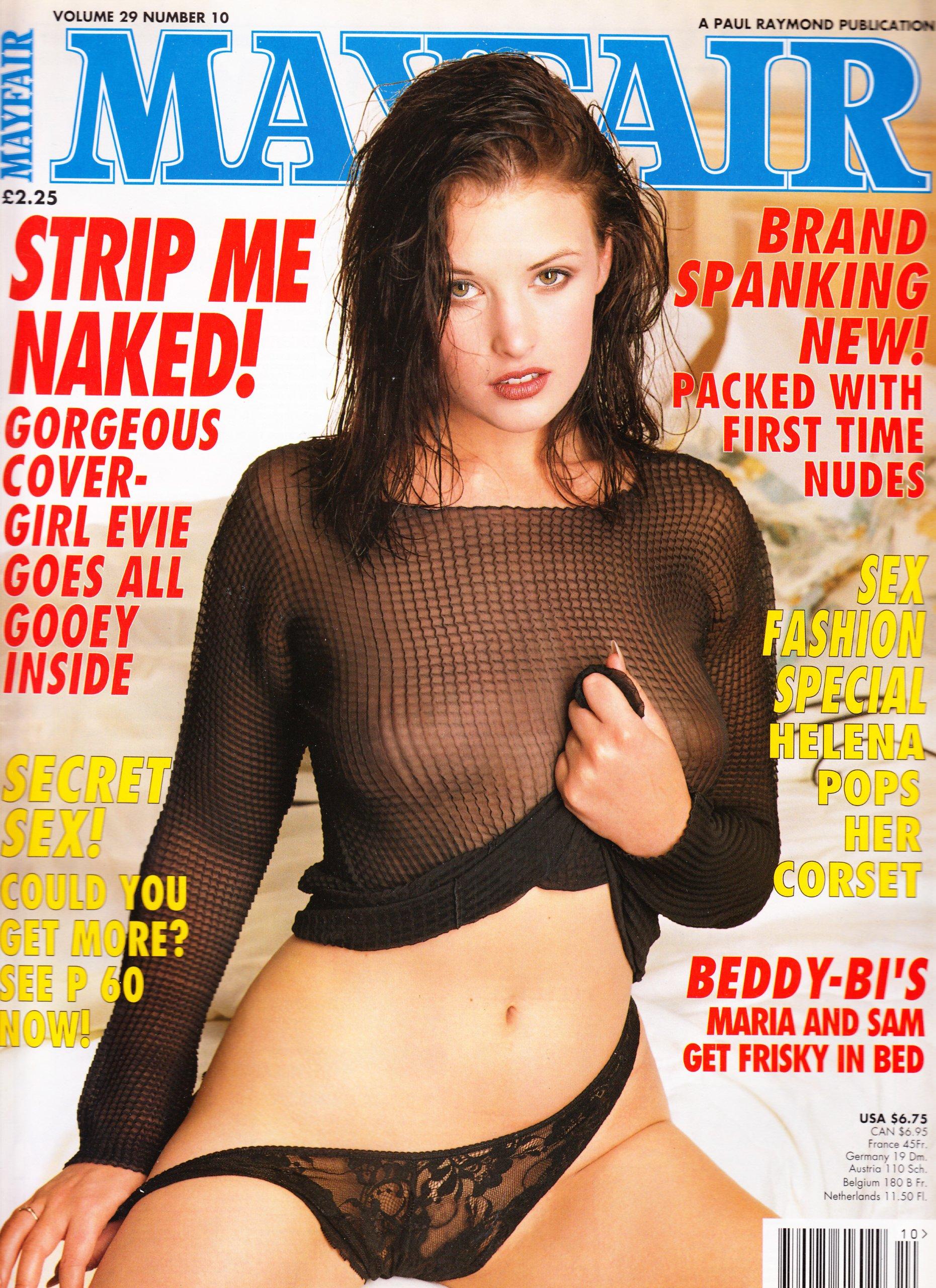 Nude shelly maria