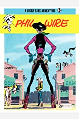 Lucky Luke (english version) - Tome 40 - Phil wire Kindle Edition