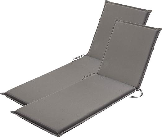 Cuscini X Sdraio.Traumnacht Comfort Cuscini Per Sedia A Sdraio Set Di 2 Outdoor