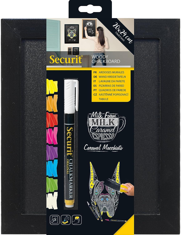 Securit WBW-BL-20-24 Kreidetafel 20 x 24 cm