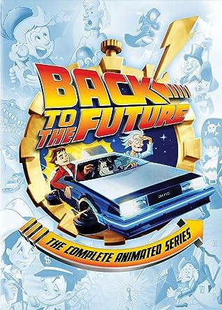 Serie animata ritorno al futuro