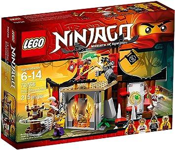 LEGO Ninjago Enfrentamiento en el Dojo - Juegos de ...