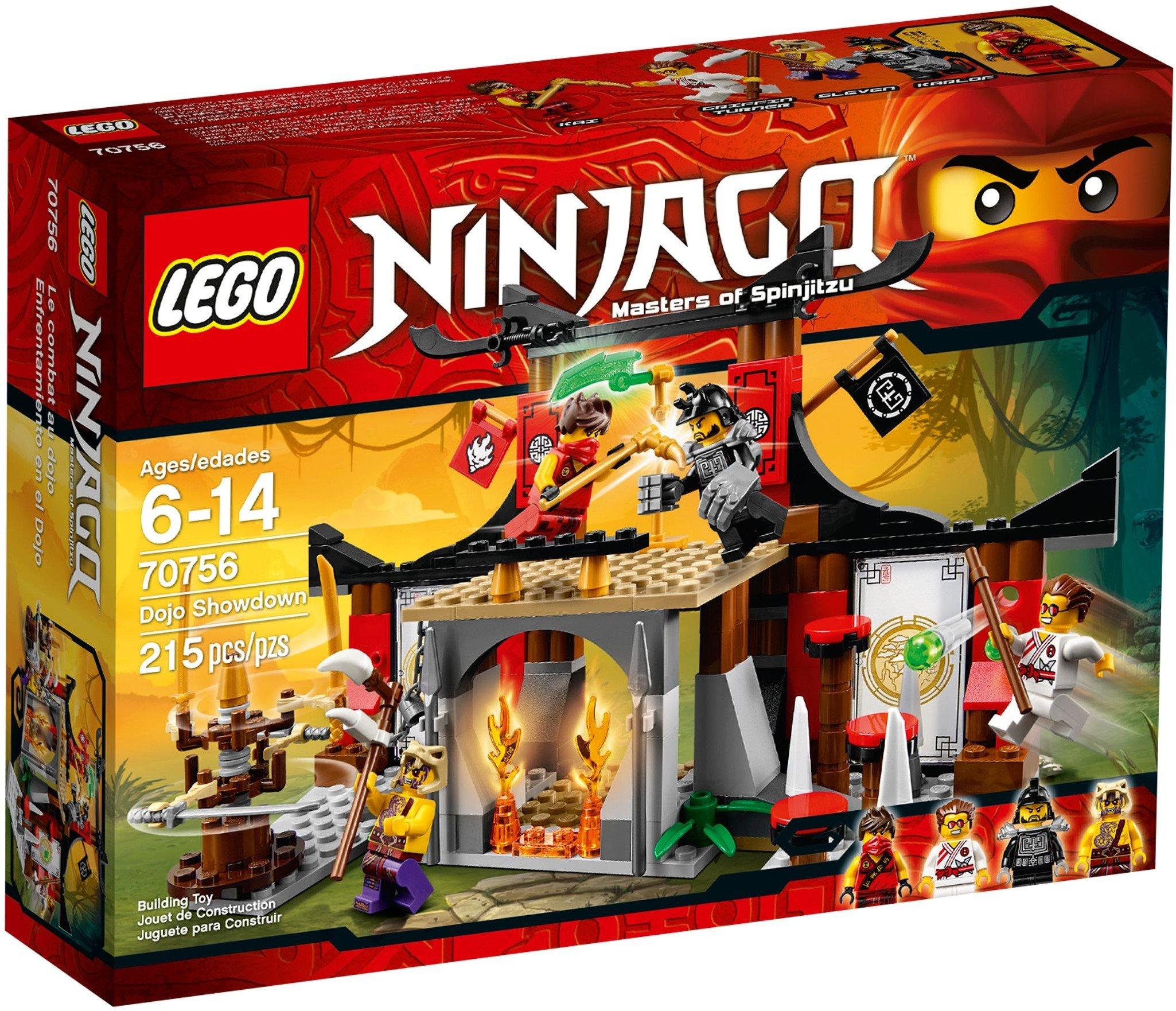Amazon Lego Ninjago