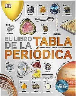 Tabla peridica de los elementos amazon pascual romn polo libros el libro de la tabla peridica enciclopedia visual de los elementos aprendizaje y desarrollo urtaz Gallery
