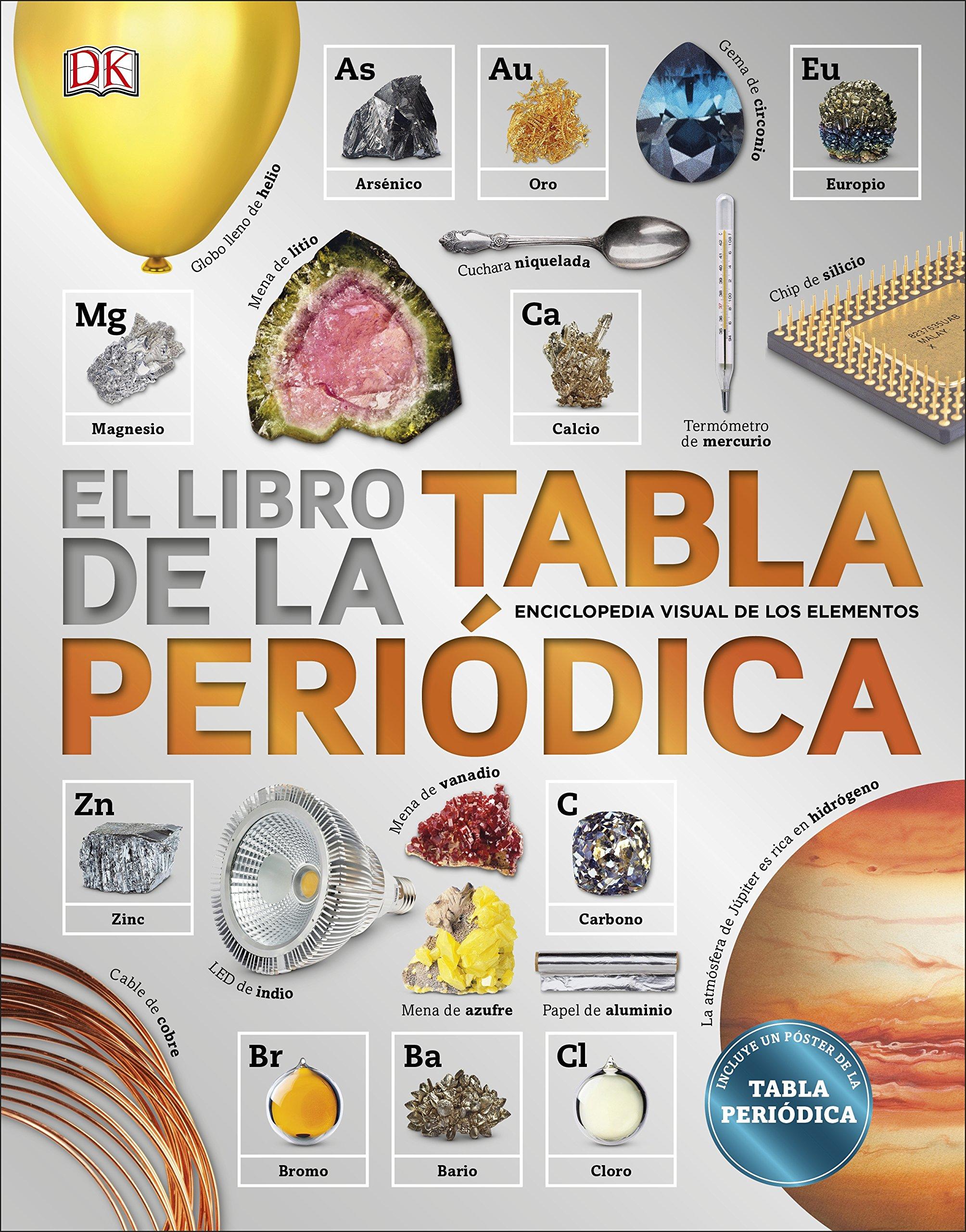 El libro de la tabla peridica 9780241312414 books amazon urtaz Image collections