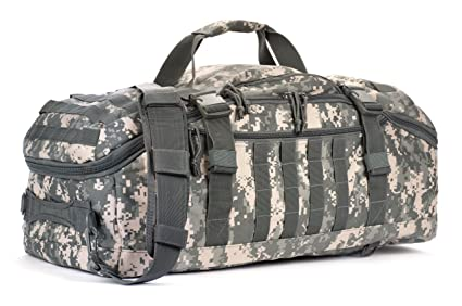 Amazon.com  Red Rock Outdoor Gear Traveler Duffle Bag (ACU)  Sports ... fa5c3a767fbe