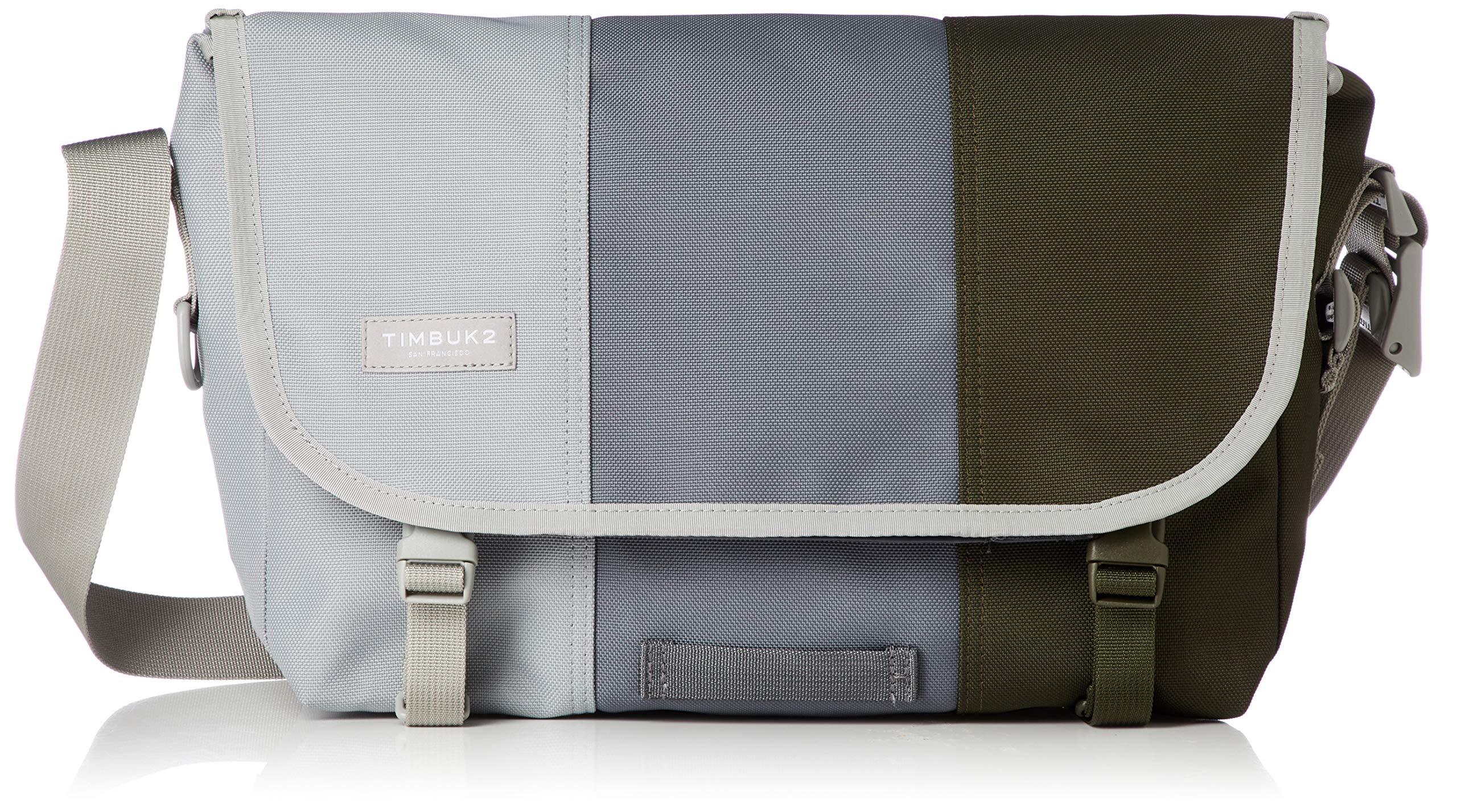 Timbuk2 Classic Tres Colores Messenger Bag, Cinder, Medium by Timbuk2