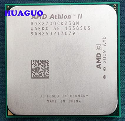 AMD ATHLON II X2 270 WINDOWS XP DRIVER DOWNLOAD