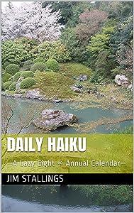 Daily Haiku: —A Lazy Eight ∞ Annual Calendar—