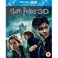 Harry Potter And The Deathly Hallows Part 1 [2017] [Region Free]