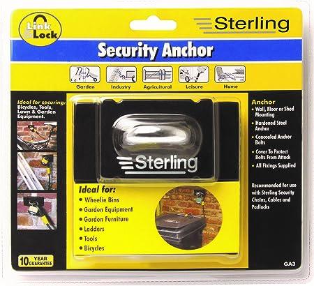 Sterling Shed anclaje de seguridad: Amazon.es: Bricolaje y herramientas