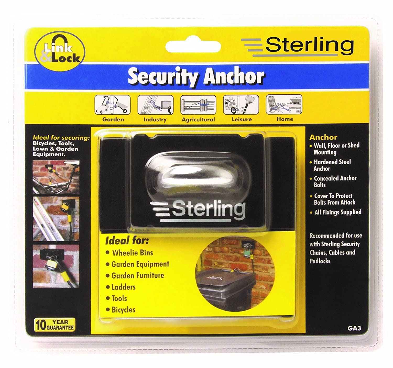 Sterling Shed anclaje de seguridad: Amazon.es: Bricolaje y ...