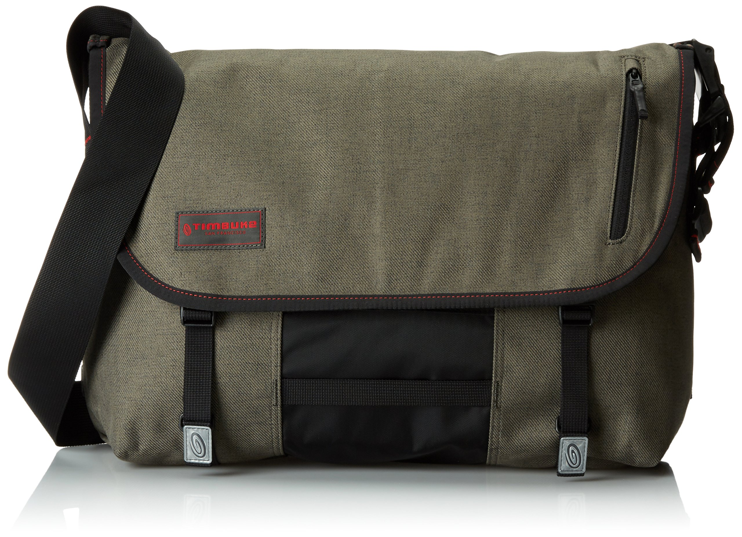 Timuk2 Dashboard Laptop Messenger , S, Carbon Full-Cycle Twill