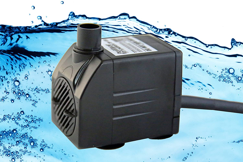 Amazoncom  Tiger Pumps GPH Submersible Water Pump Pond Pump - Amazon pond pumps