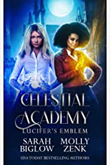Lucifer's Emblem: An LGBT Paranormal Academy Romance (Celestial Academy Book 1) Kindle Edition