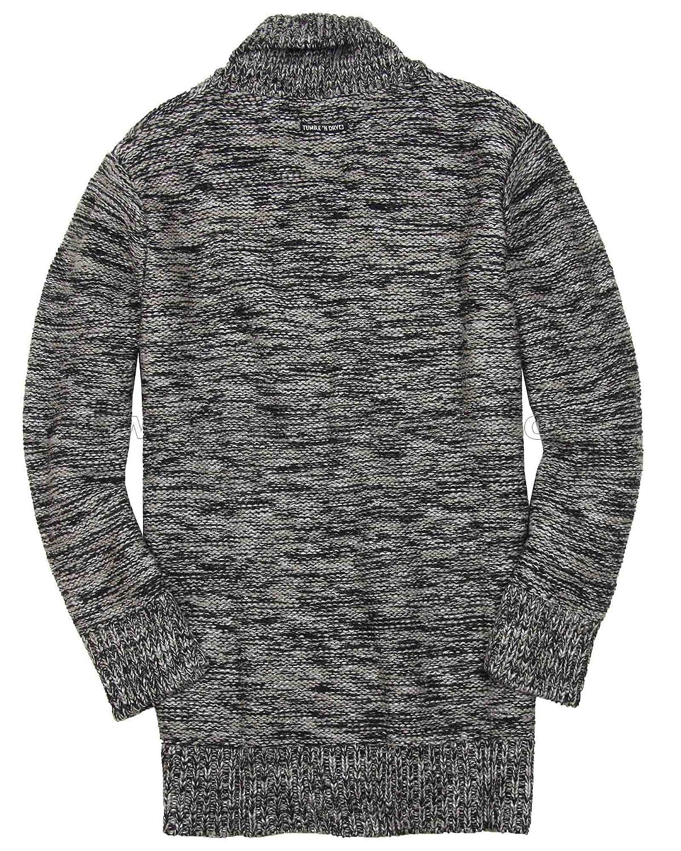 756503dc Amazon.com: Tumble n Dry Junior Boys' Knit Cardigan Rajad, Sizes 10-16:  Clothing