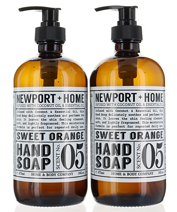 The Best Garrison Home Hand Soap Lavender Rosemary
