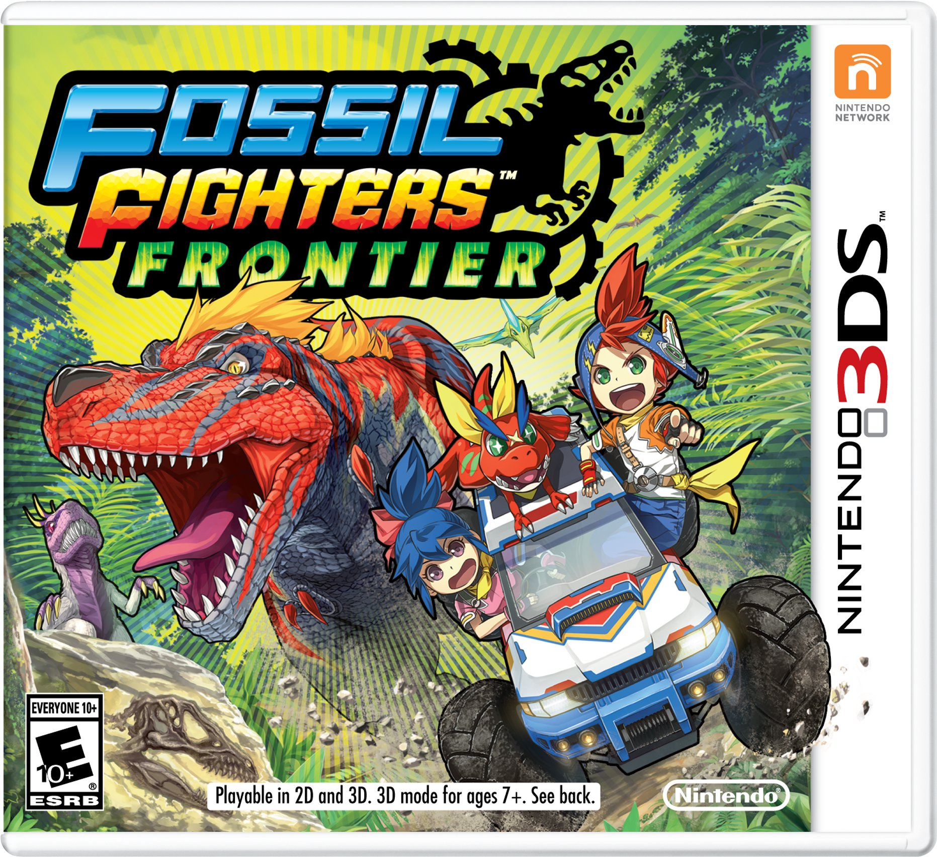 Fossil Fighters: Frontier - 3DS [Digital Code]