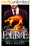 Tempted By Fire (Dragons Of The Darkblood Secret Society)