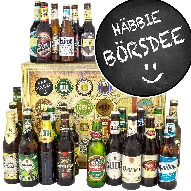 Bier in DDR Geschenke zum Geburtstag H/äbbie B/örsdee