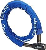 J&C(ジェイアンドシー) ワイヤーロック φ18mm×1200mm ブルー