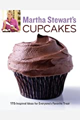 Martha Stewart's Cupcakes: 175 Inspired Ideas for Everyone's Favorite Treat Paperback