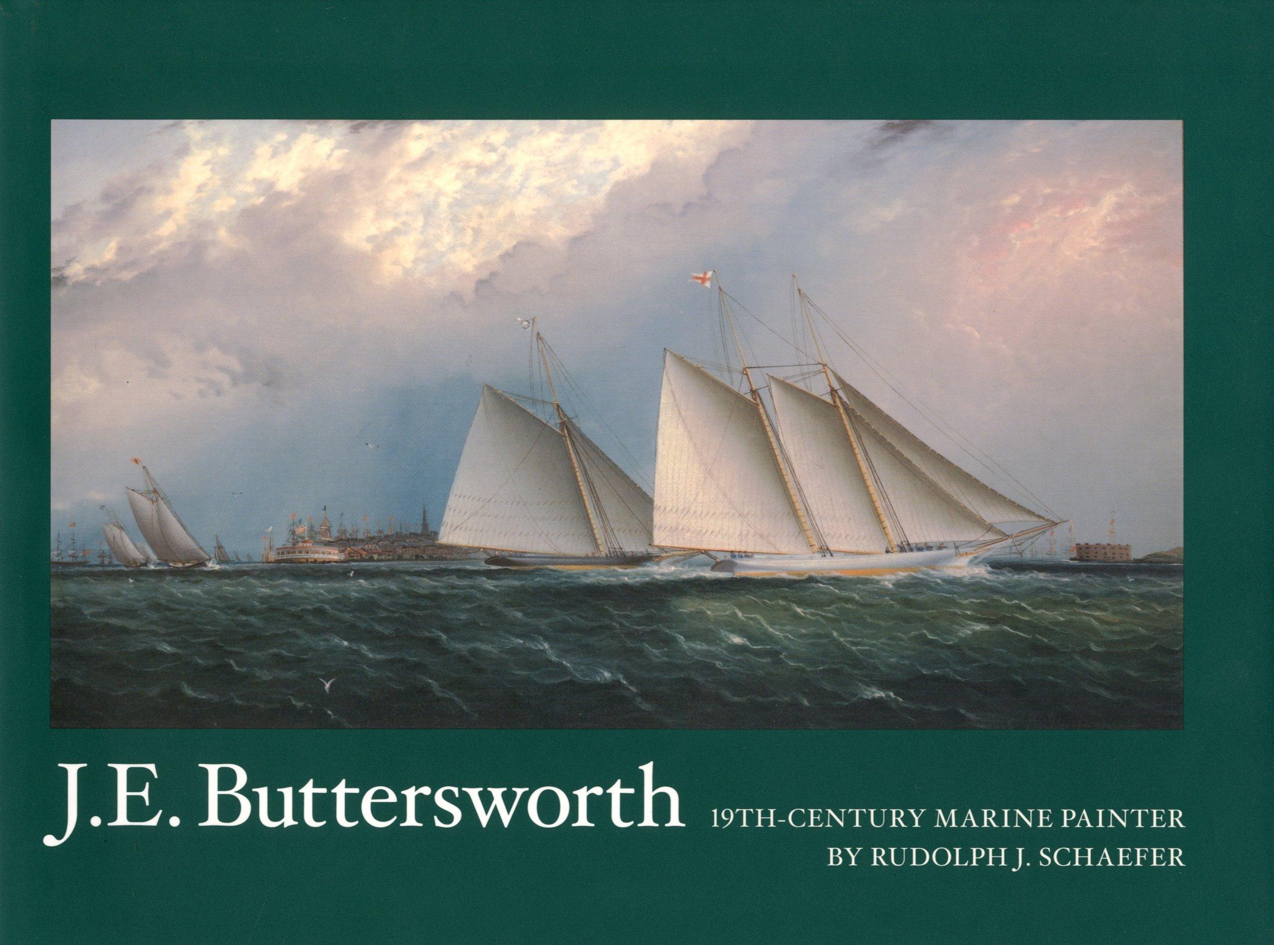 J.E. Buttersworth: 19th Century Marine Painter pdf epub