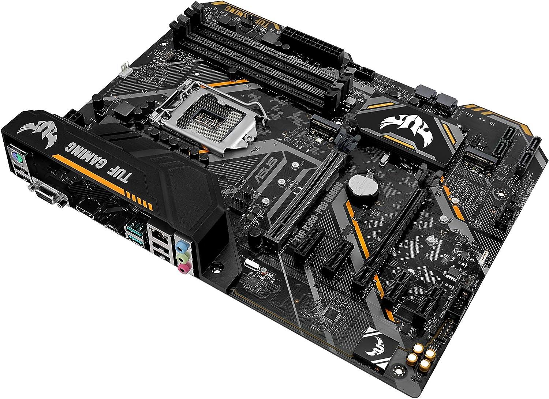 Socket H4 Asus TUF B360-PRO Gaming Intel/_ B360 LGA 1151 ATX