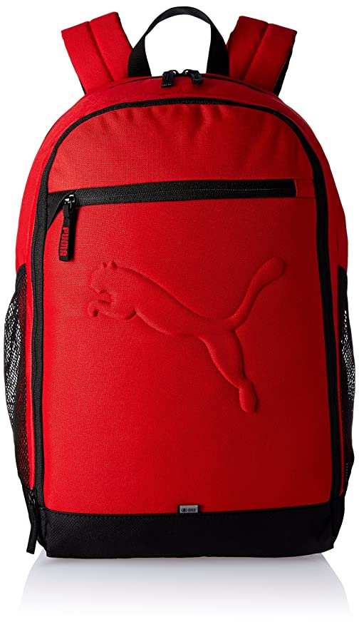 736671c1c6 Puma 26 Ltrs Barbados Cherry Casual Backpack (7358114)  Amazon.in ...