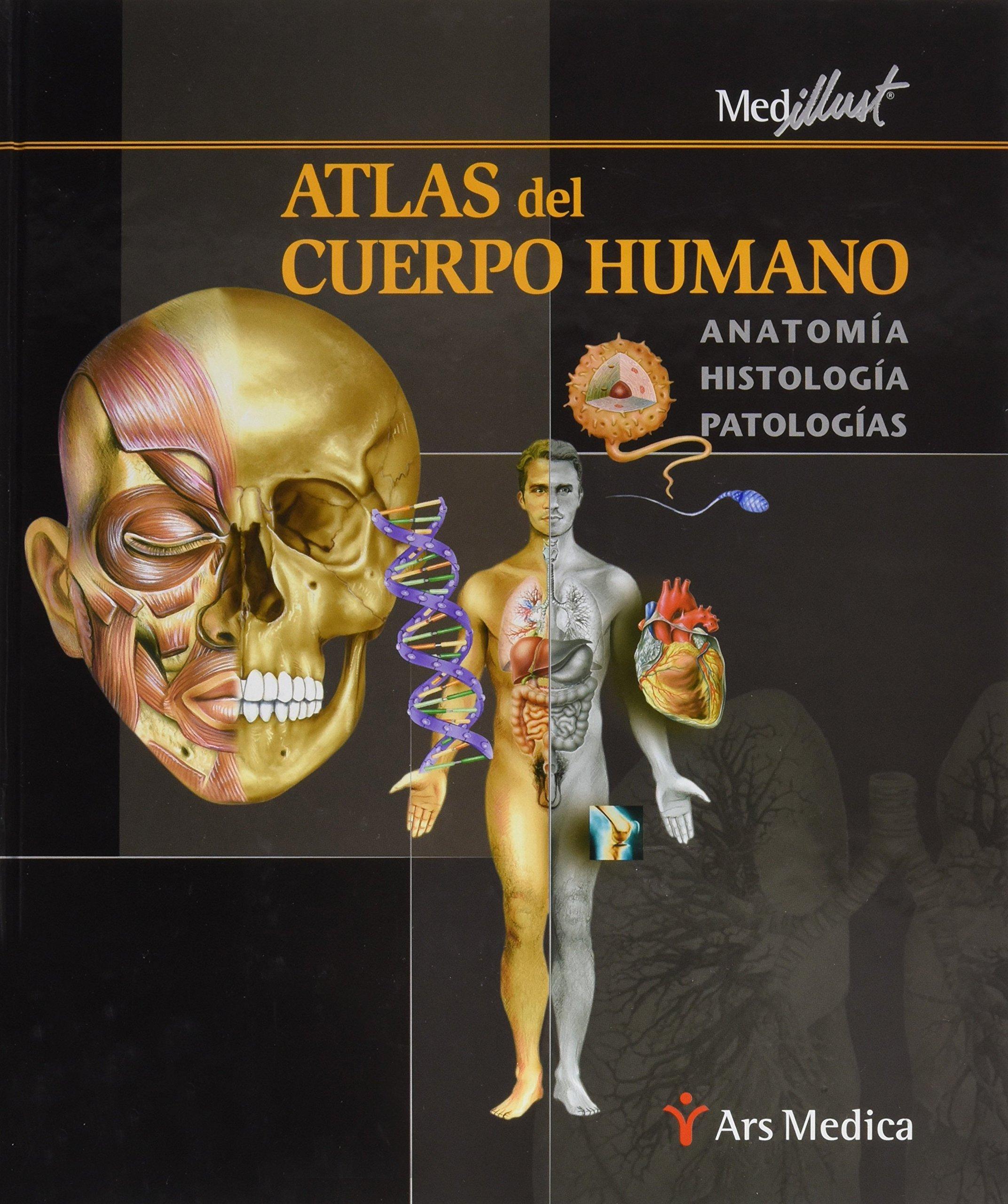Atlas del cuerpo humano: Amazon.es: Vv.Aa: Libros