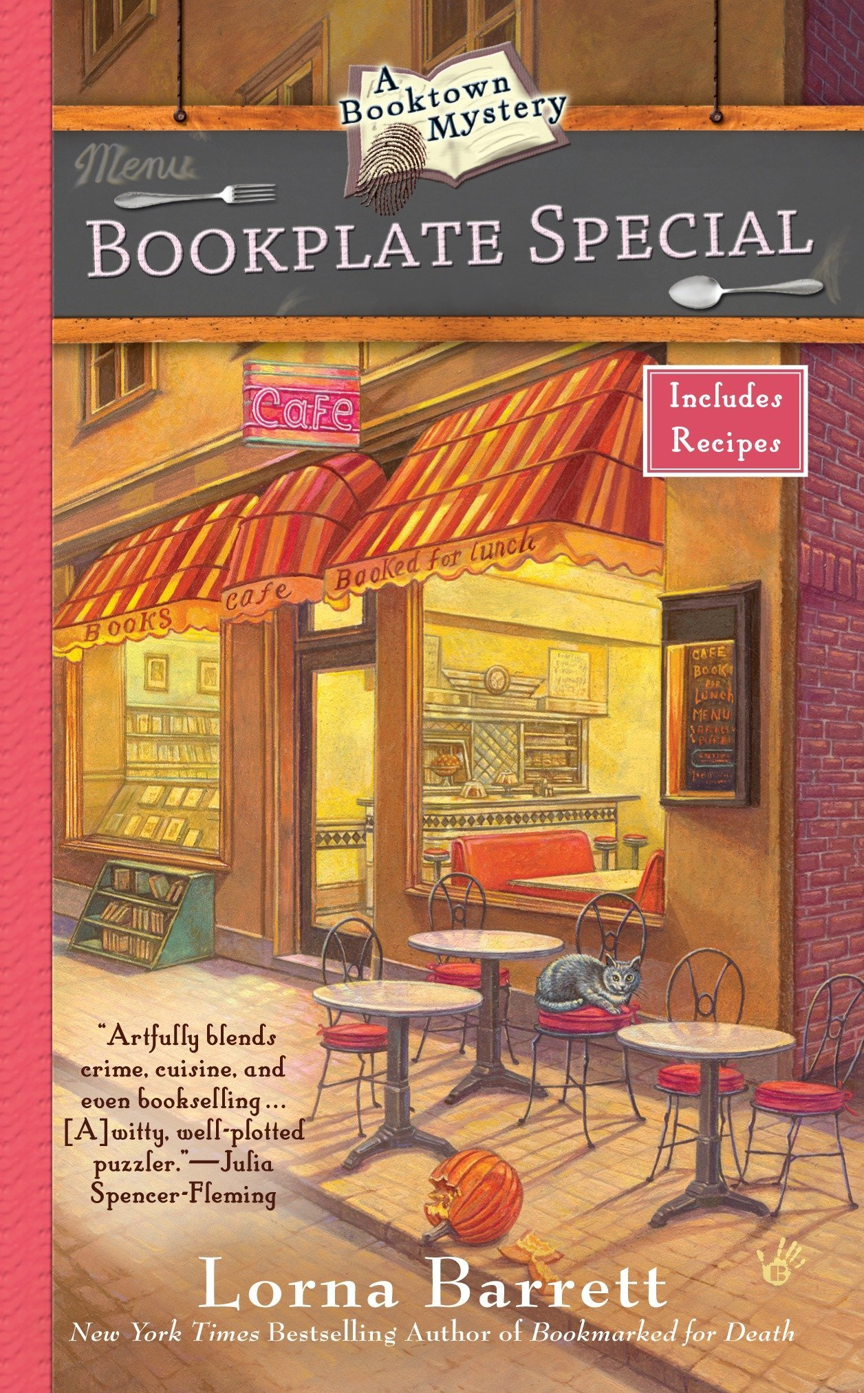 Download Bookplate Special (A Booktown Mystery) pdf