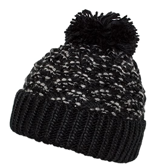 HatQuarters Warm Chunky Cable Knit Skully Cap 183a8b03c476