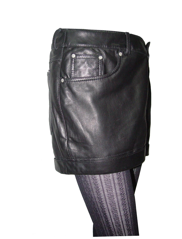 Paccilo WoHerren 8026 Leder heiß Hose