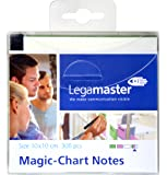 Magic-Chart Notes 10x10cm 300 pieces ASSORTED